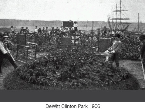 THE REAL DIRT ON: Francis Griscom Parsons: Mother of School Gardens