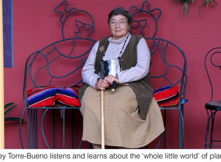 VOLUNTEER SPOTLIGHT: Evey Torre-Bueno's 'Whole Little World'