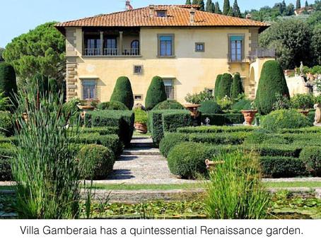GARDENS OF THE WORLD: Gardens Around Florence