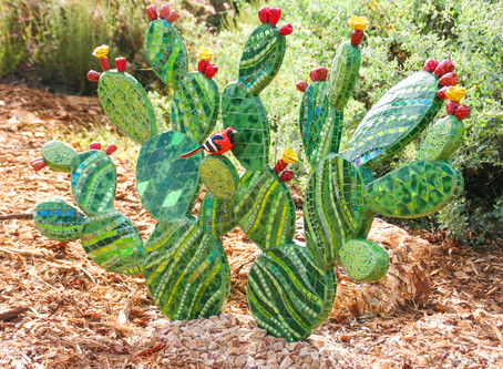 NEWS: New Garden Art at SDBG