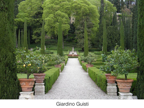 GARDENS OF THE WORLD: Gardens of Northern Italy Near Venice