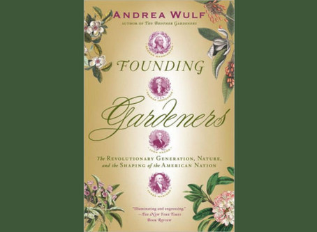 BOOK REVIEW: Founding Gardeners