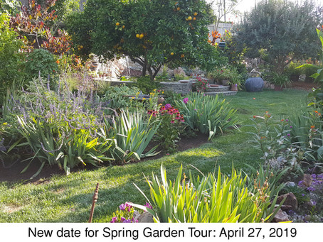 NEWS: Beaudry 'Food Forest' to be Featured in Spring Garden Tour