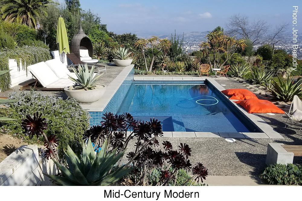 Mid-Century Modern.  Attribution: John Beaudry