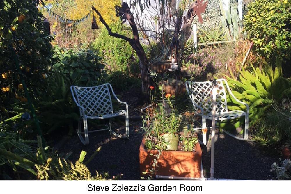 Steve Zolezzi's Garden Room