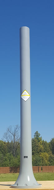 VAS-4163 Dual Channel UHF/WNW Dipole Shipboard Antenna