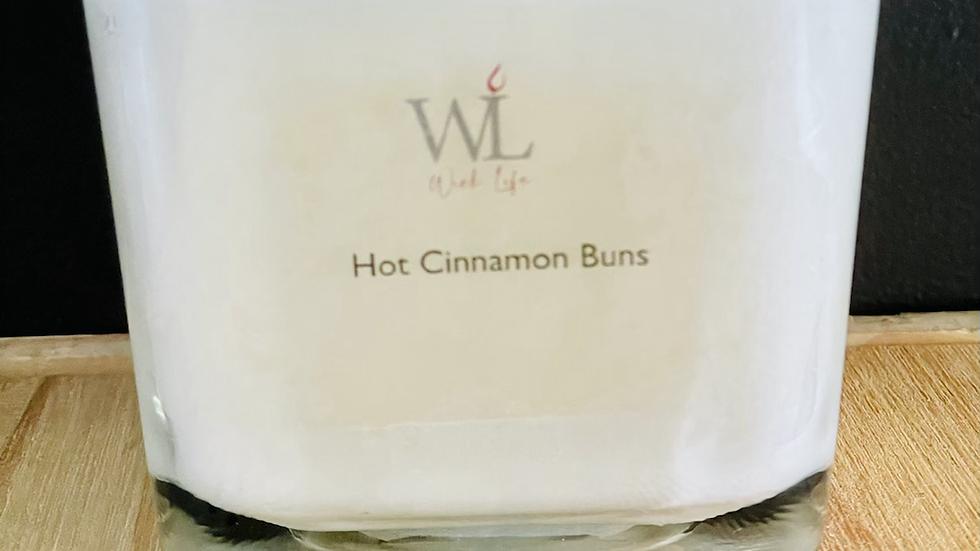 Hot Cinnamon Buns