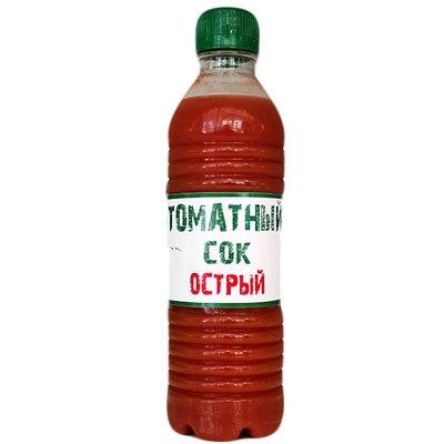 Томатный сок острый мерси