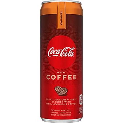 Кока-кола кофе карамель