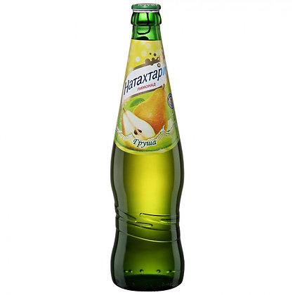 Лимонад Натахтари груша 0,5 л