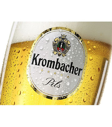 Пиво Krombacher pils 0,33