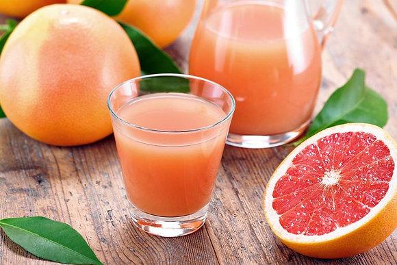 Свежевыжатый грейпфрут