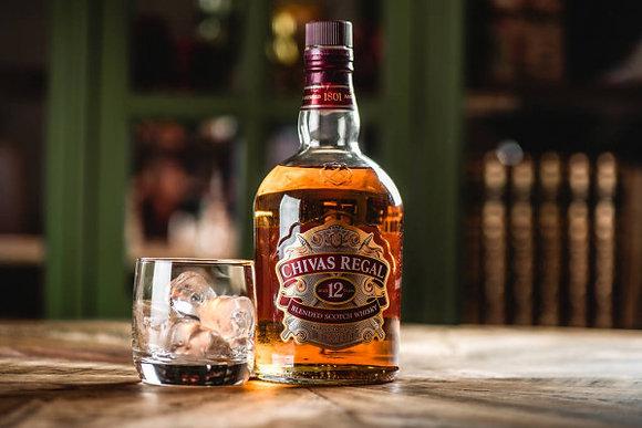 Виски Chivas Regal 12 years old 0.5 л