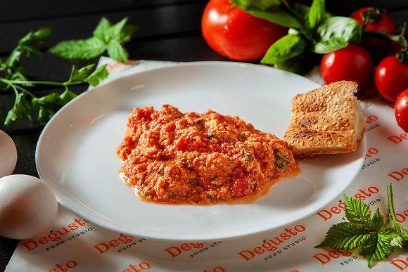 Яичница с помидорами (ресторан)