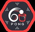 6Pong logo - Bier Pong Becher