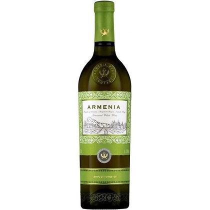 """Вино """"Армения"""" Белое Полусладкое, 0.75 л"""