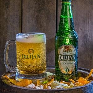 Пиво Dilijan 0,33