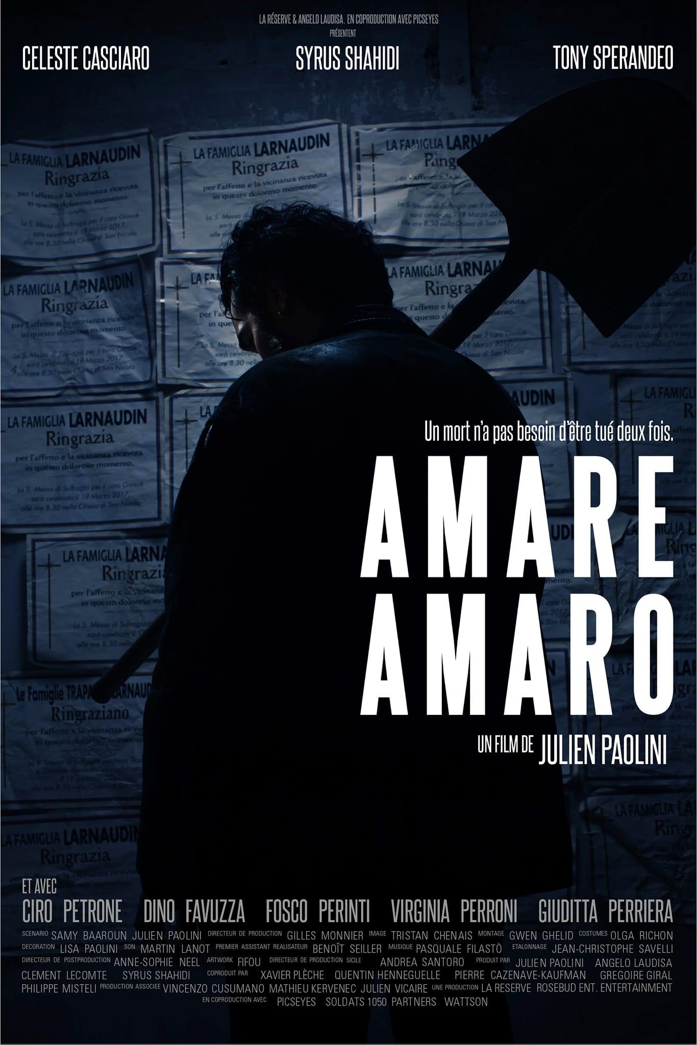 Amare Amaro / France