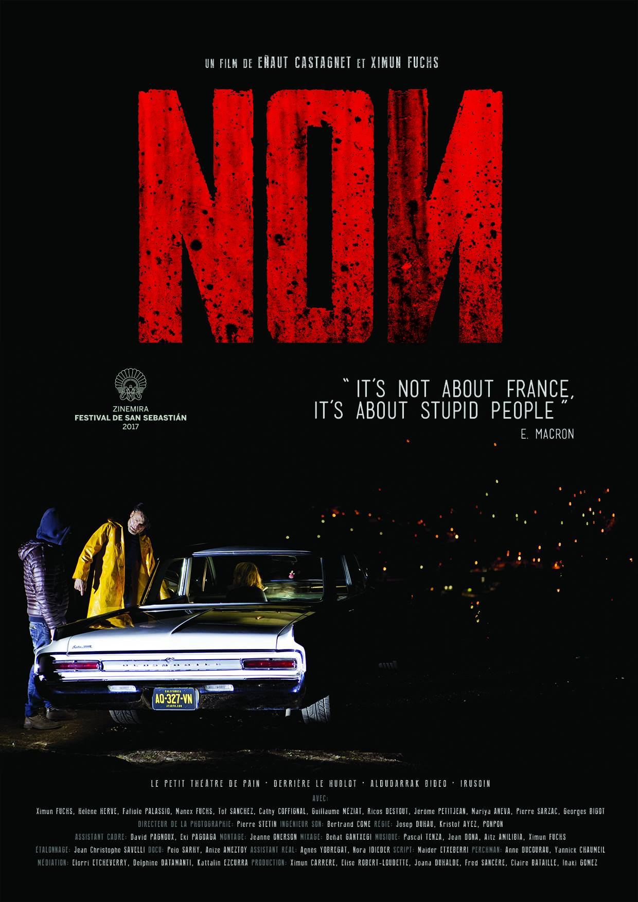 NON / France