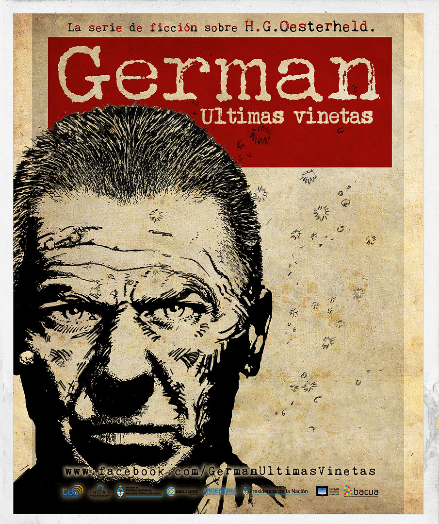 German, Ultima Viñetas