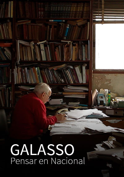 Galasso, Pensar en Nacional