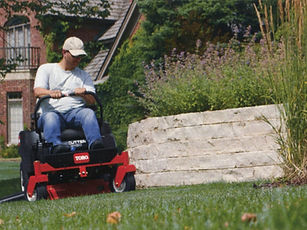 Mowing Services in Connersville, Indiana