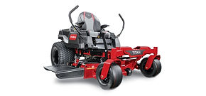 Toro Titan mower at Smith's A-1