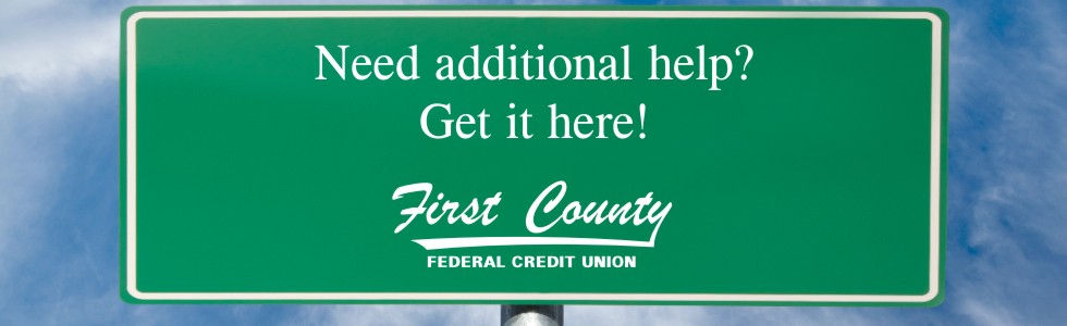 First County FCU offers money orders, cashier's checks, gift cards, notary services, wire transfers and more