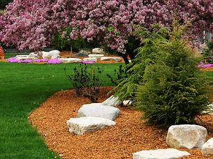 Landscape Design near Connersville, Indiana