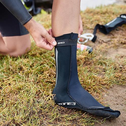 Zone 3 2mm Neoprene Swim Socks