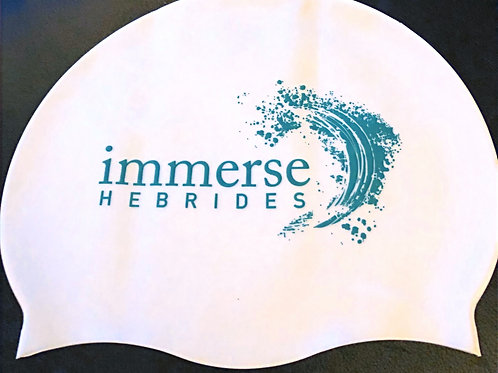 Immerse Hebrides Latex Swim cap