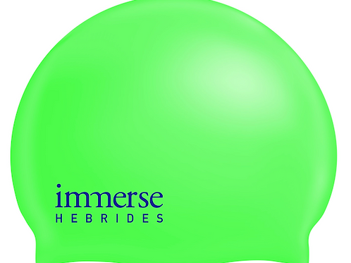 Immerse Hebrides Hi-Vis Silicone Cap