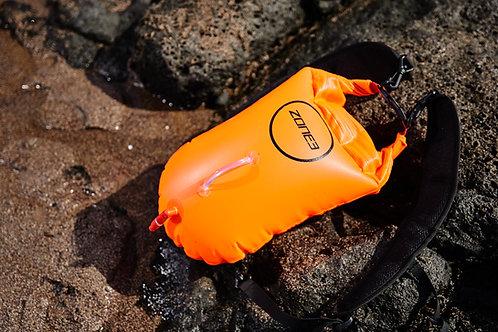 Zone 3 28L SwimRun Backpack Drybag Buoy
