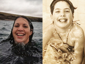 Taking Chances (some musings about life and outdoor swimming) by Norma MacLeod