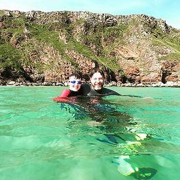 Last post I promise!! Two swims yesterda