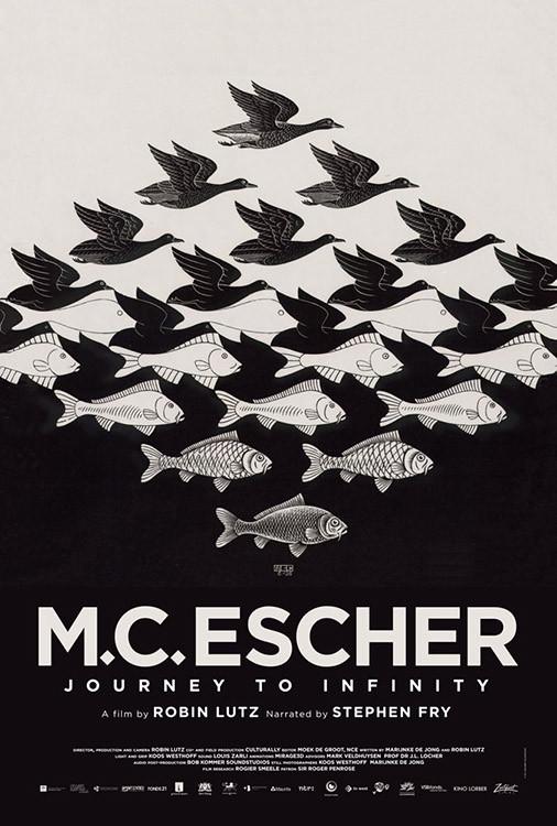 M.C. Escher Journey To Infinity