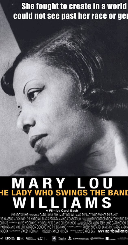 Mary Lou Williams, The Lady Who Swings the Band