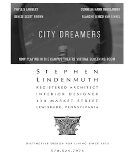 CITY DREAMERS sponsored by local Architect, Stephen Lindenmuth.