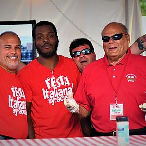 Festa Italiana Syracuse NY