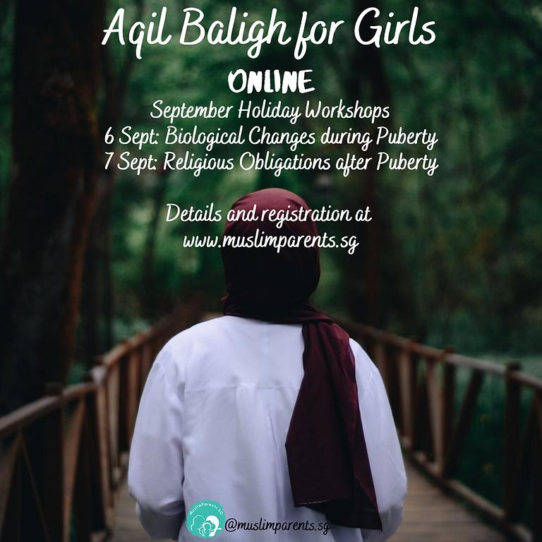 Aqil Baligh for Girls (online)