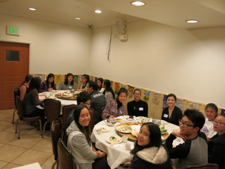 Interactors and Rotaractors engaged in our 2nd time Saturday Rotary meeting!
