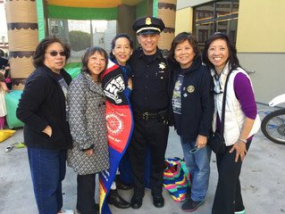 """National """"Night Out"""" with SFPD"""