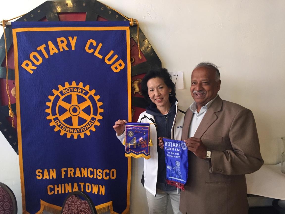 Rotary club of K.G.F. India