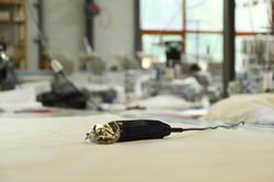 Table des découpes dans nos Atelier Bignon