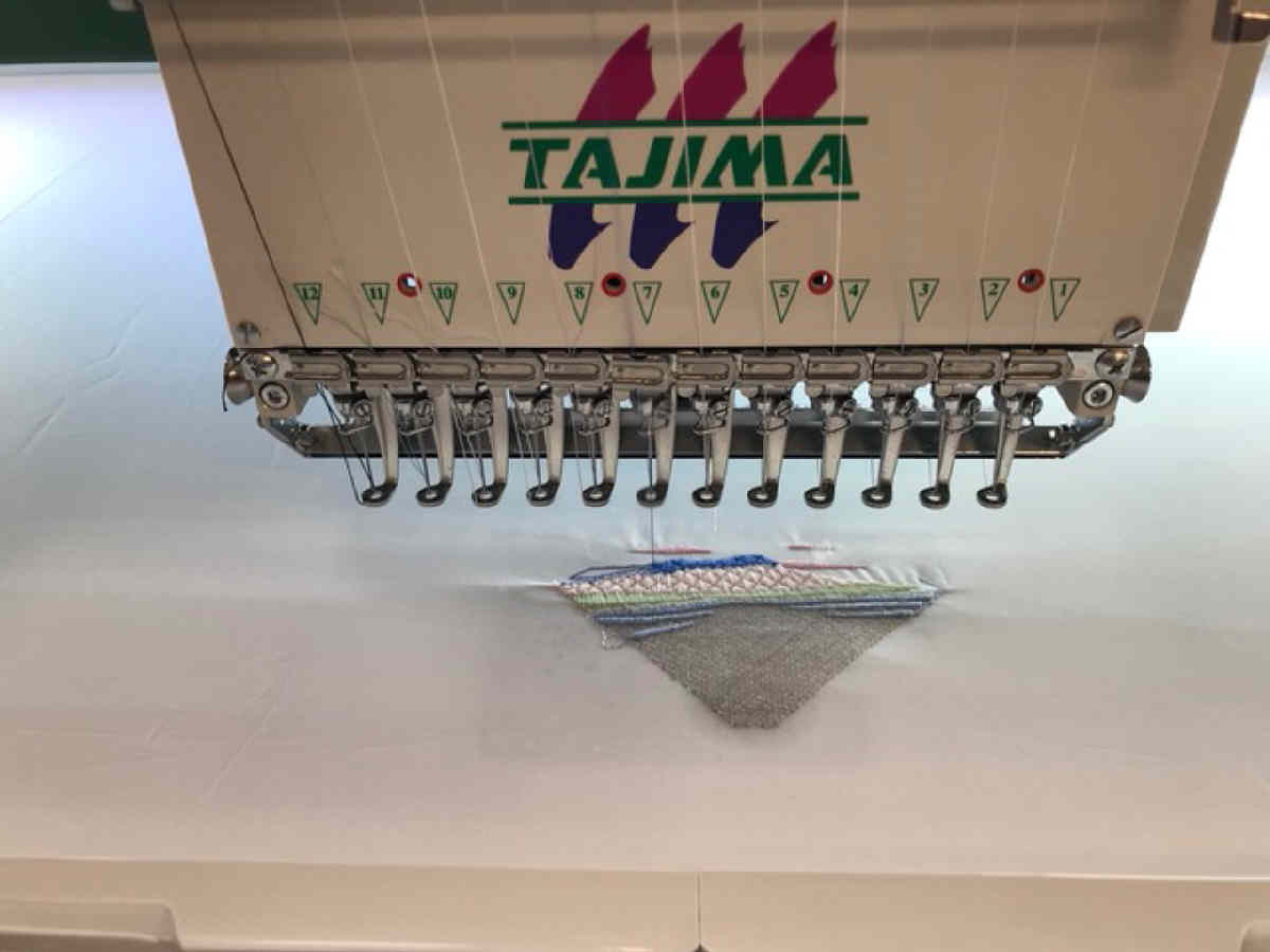 machine Tajima Bignon Dervaux