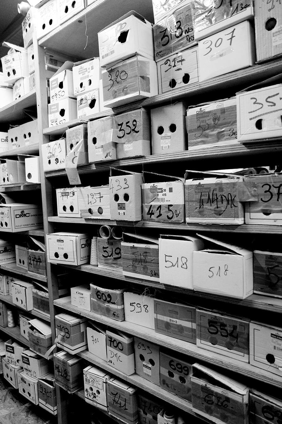 Stockage et archive