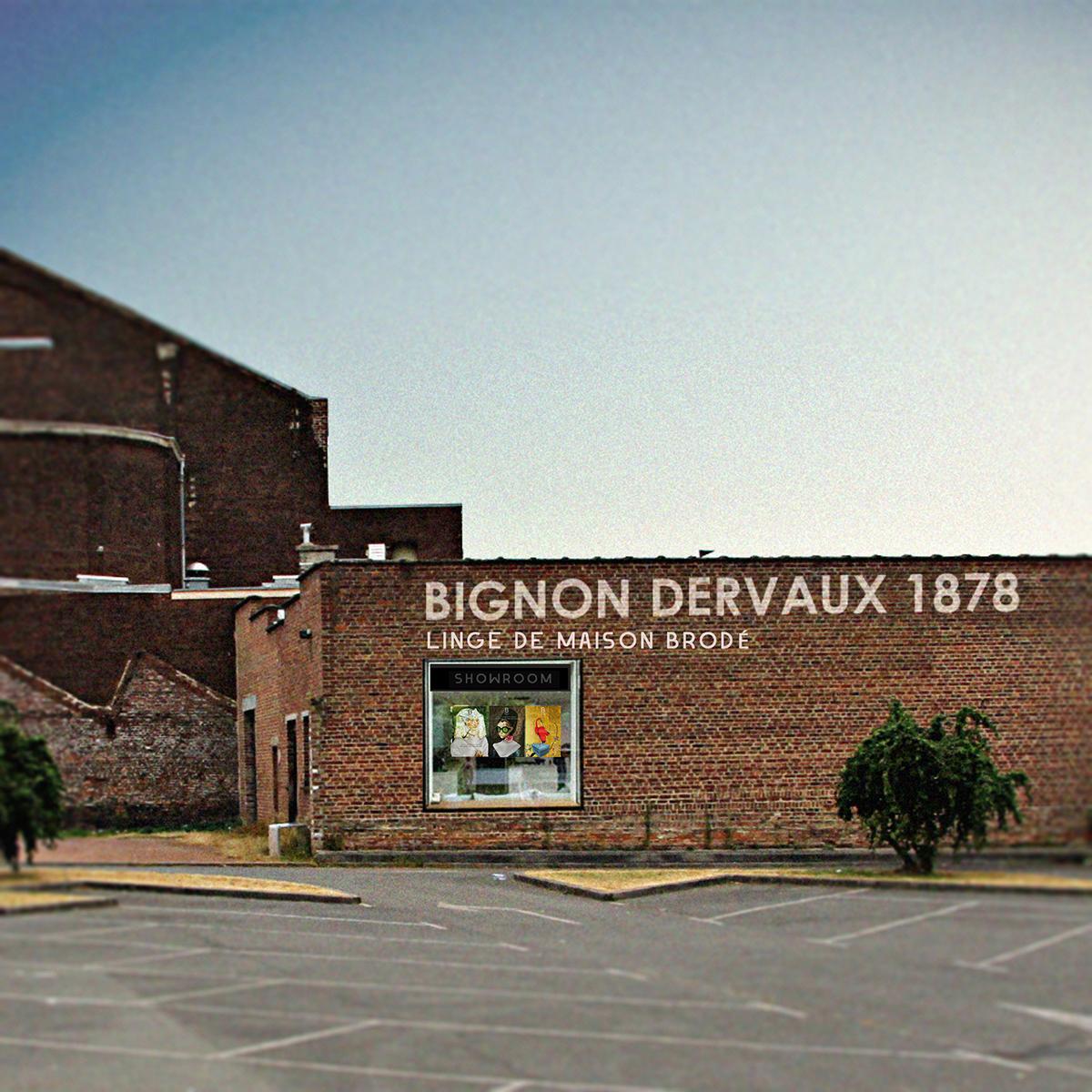 Bignon Dervaux 1878 Roubaix