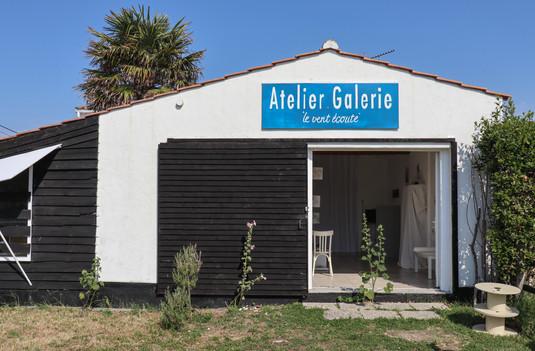 """Atelier """"le vent écoute"""" 22 A chemin du petit Beauvoir Noirmoutier"""