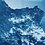 Thumbnail: Ice Statue // 37 // Original Cyanotype Print