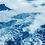 Thumbnail: Smoking Land // 31 // Original Cyanotype Print